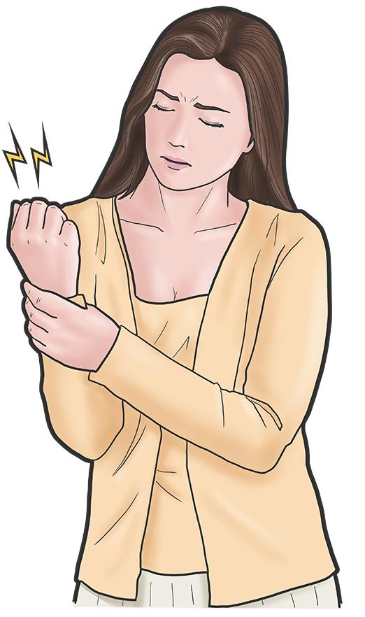 골프 손목 통증 - 일산 가로세로 한의원