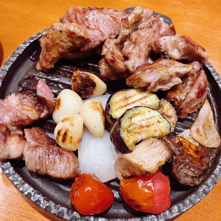 [산본 맛집] 북해도 목장 : 산본 양갈비 전문점 : 양갈비 맛집