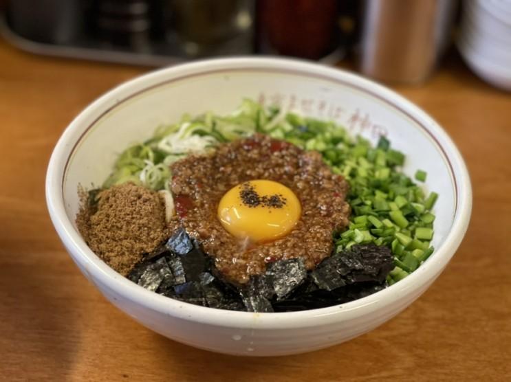 경복궁 맛집[칸다소바] 언제나 먹어도 맛있는 마제소바