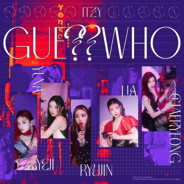 ITZY(있지) - Sorry Not Sorry