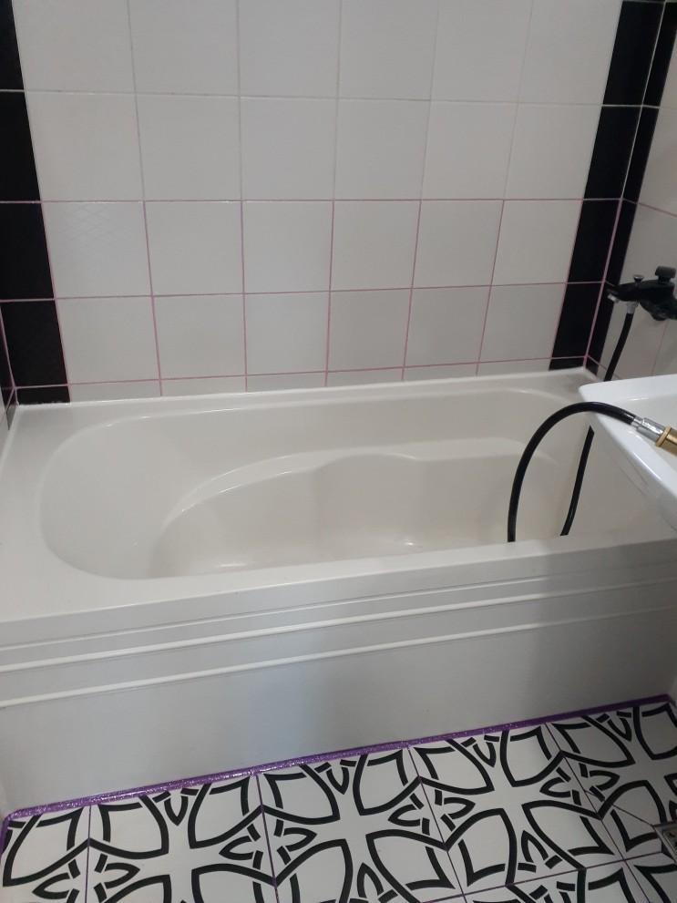 양산줄눈시공 우리애들 눈높이에 맞춘 청결하고 깔끔한 욕실로~