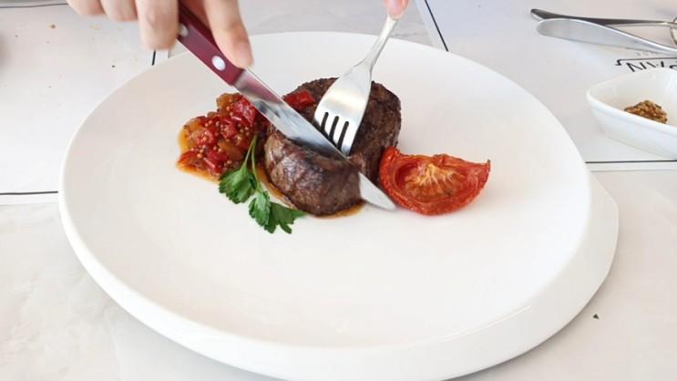 아산 신정호 맛집 : 레스토랑 피터팬 스테이크, 파스타 모든것이 좋았다!