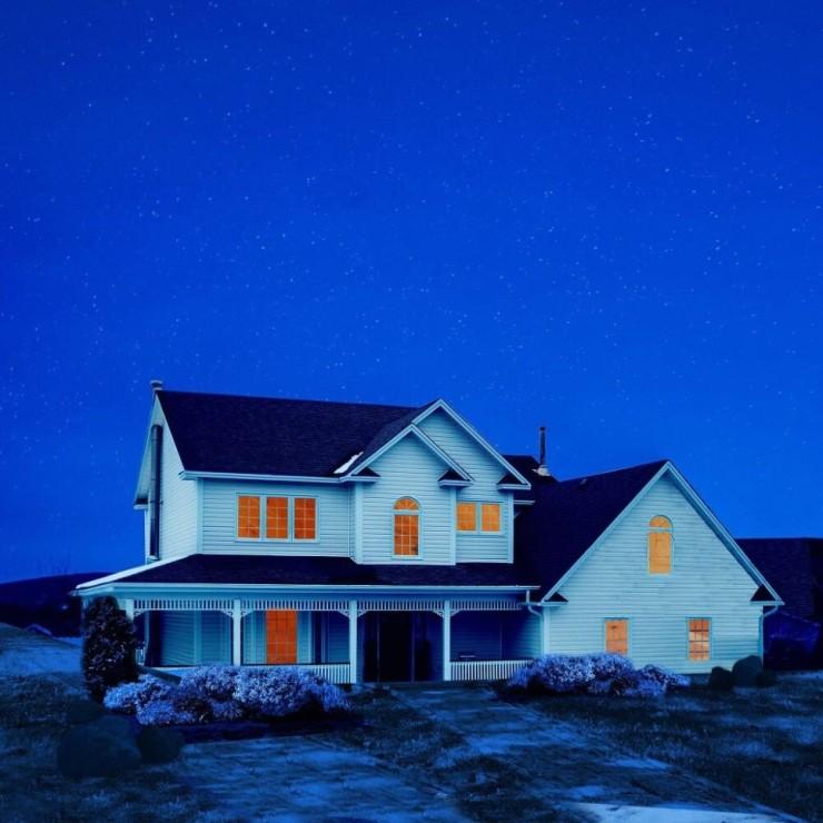 Los Park - Baby blue [노래가사, 듣기, Audio]