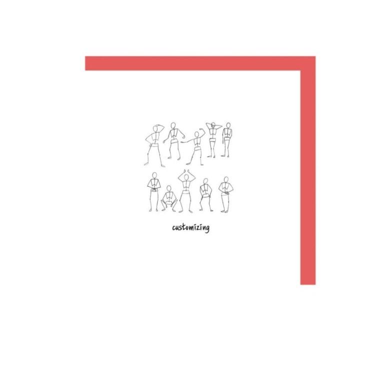 Bambiroyalprince - Customizing [노래가사, 듣기, Audio]