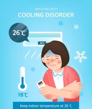 시원한 에어컨이 주는 질환.. 냉방병?? 감기?? 냉방병 증상과 예방수칙에 대해 알아보겠습니다. 내 몸 사용 설명서! 냉방병편..