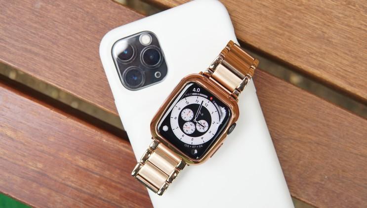 애플워치 배터리 성능 확인 및 사이클 보는법!