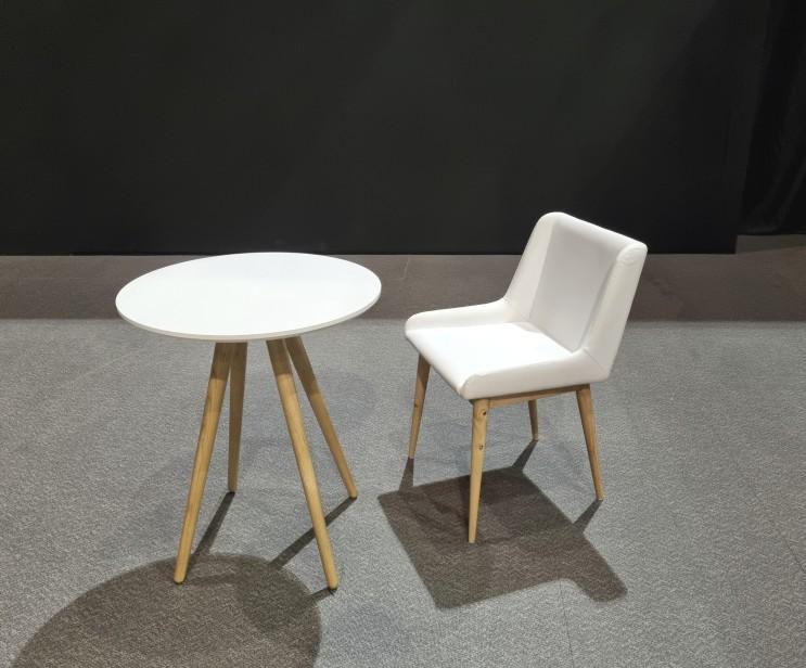 [행사렌탈] 감각적인 디자인 의자 테이블 대여