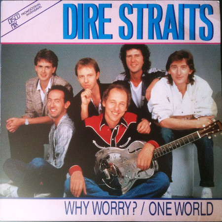 Why Worry - Dire Straits / 가사 번역 악보