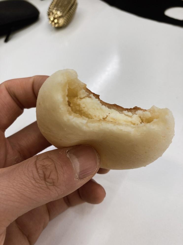 파리바게뜨 모찌모찌 크림치즈볼 핵맛