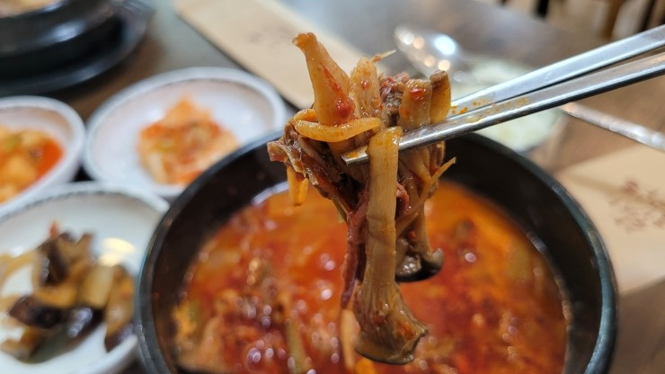 예산 맛집 탐방 숨은 맛집 신양농협 한우타운 칼칼한 육개장