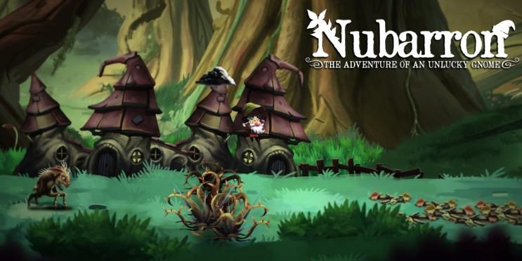 스팀 게임 무료 배포 누바론 STEAM Nubarron: The adventure of an unlucky gnome