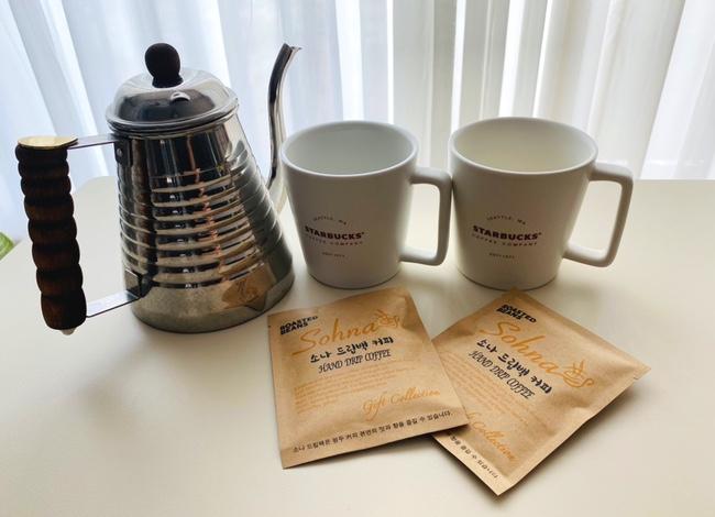 맛있는 드립백 커피, 직접 볶은 로스팅 원두 <소나 커피>