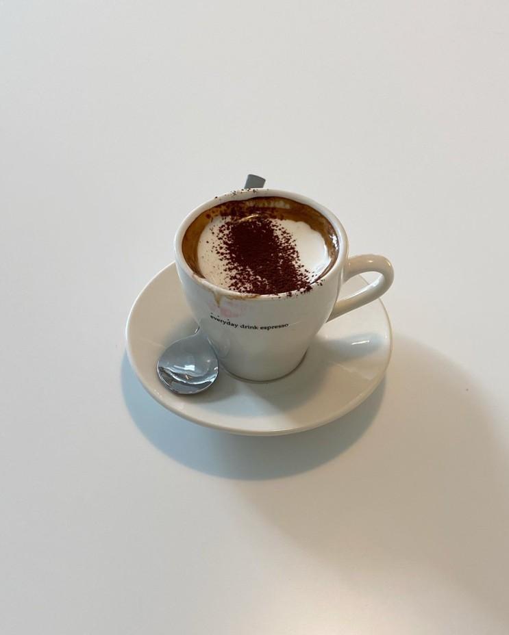대전 선화동 신상카페 : 에스프레소 맛집 이이디 에스프레소 바(eed espresso bar) ♥