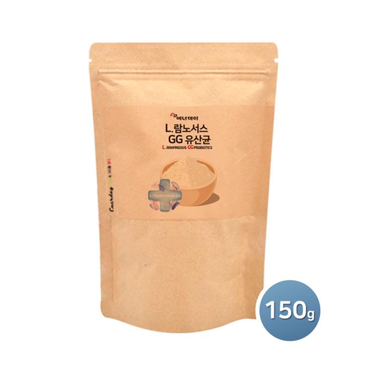 인지도 있는 유산균 분말 가루 뚱보균 비만세균잡는 람노서스 gg 3세대 신바이오틱스 파우더 식약처검사필 슬림 체지방 장건강 쾌변 효능, 1개, 150g ···