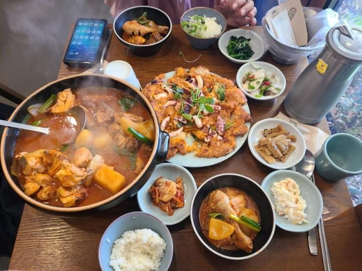 연남동 점심 한식이 땡길땐 연남동 밥집 수라간