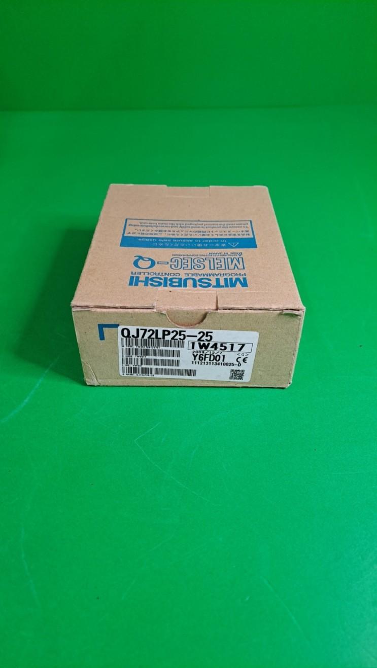 미쯔비시 멜섹Q시리즈 QJ72LP25-25 통신카드 (신품)