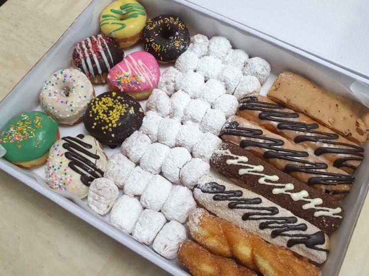 파주 조은도너츠 도넛 아이들 간식으로 딱좋아!