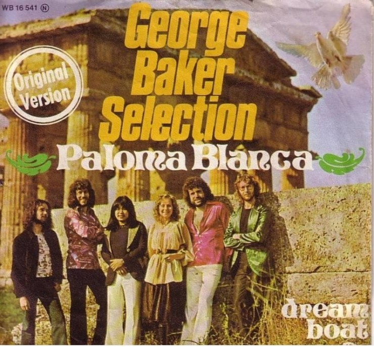 Ive Been Away Too Long - George Baker Selection / 가사 번역