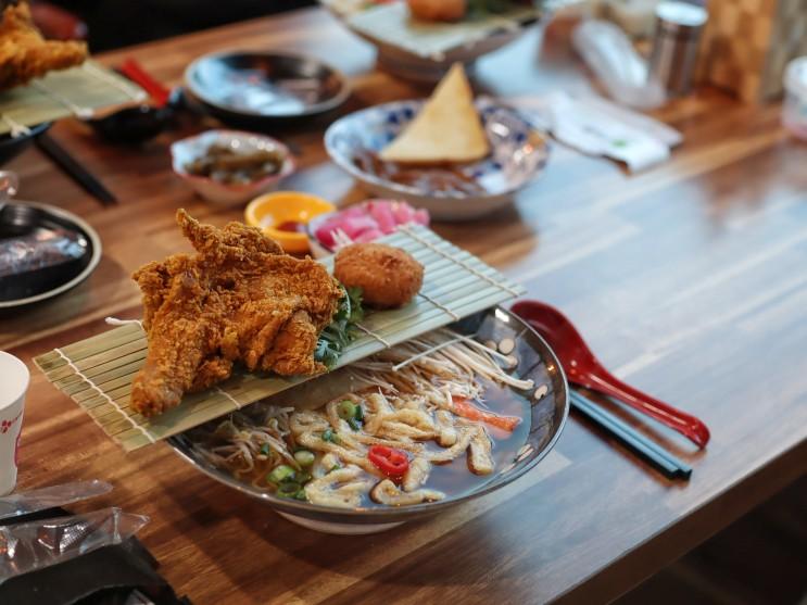 대성리 맛집 북한강 통닭우동 완전 맛있음