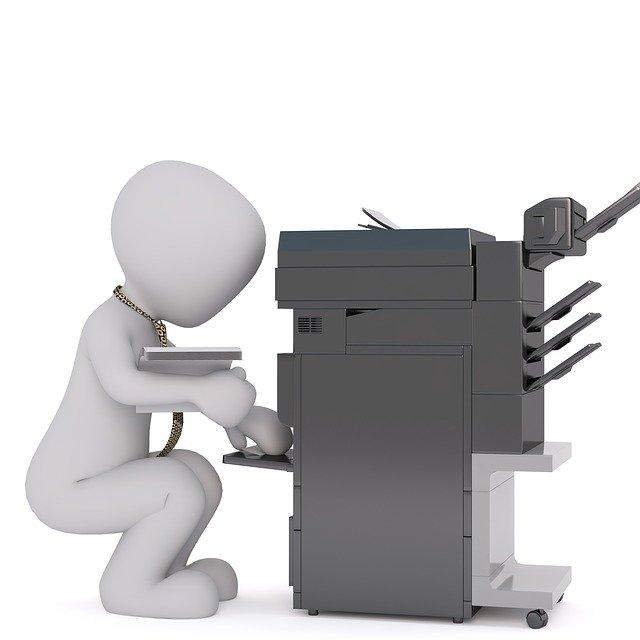 <Tip> 프린터/복합기 용지걸림 Paper Jam 해결법