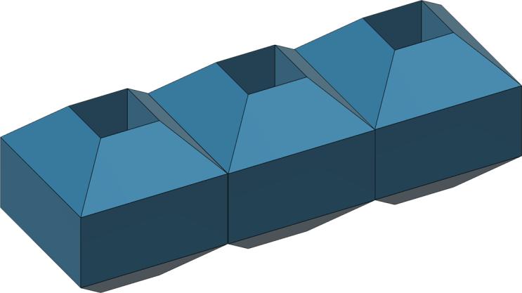 삼중 토러스의 오일러지표 구하기-6C2아르키메데스가 들려주는 다면체이야기