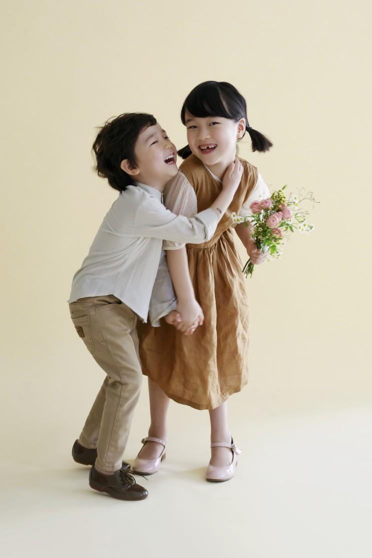 [초등학생어린이날선물] 3살, 6살어린이날선물로 예쁜 사진에 잊지 못할 추억까지 하늘정원에서 남겨주세요 ^^
