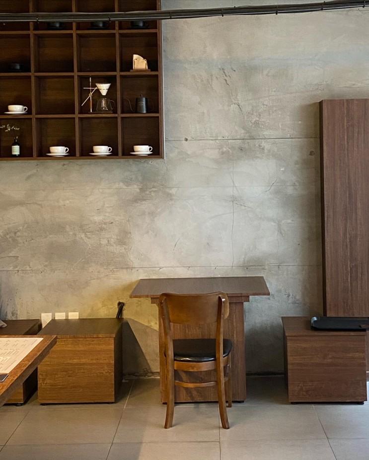 전주 전북대 카페 : 분위기좋은 카페 포멀커피 (formal coffee)