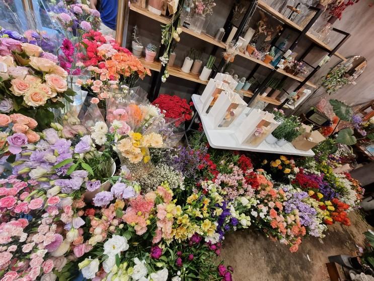 [서면 꽃집] 드마비 꽃집 후기