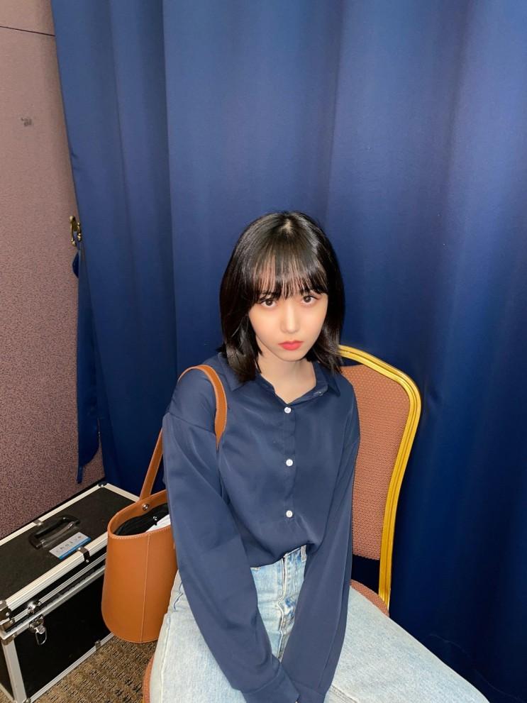 210506 여자친구 일본 트위터 ( 신비 )