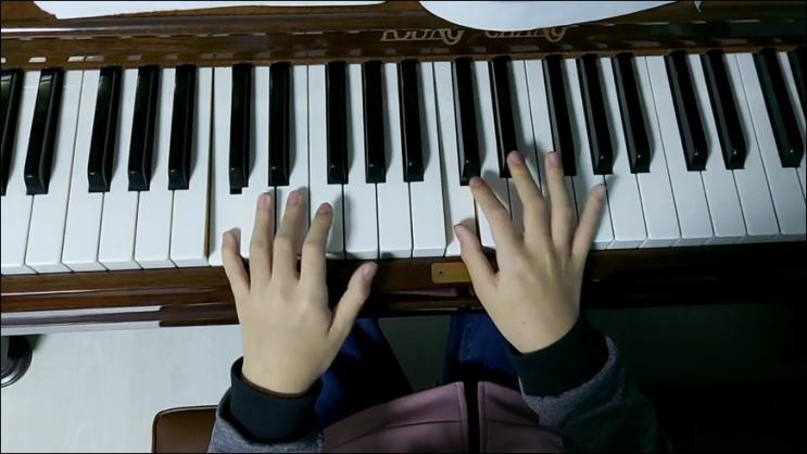 어버이날 동요 초등 피아노 연주 심쿵 하네