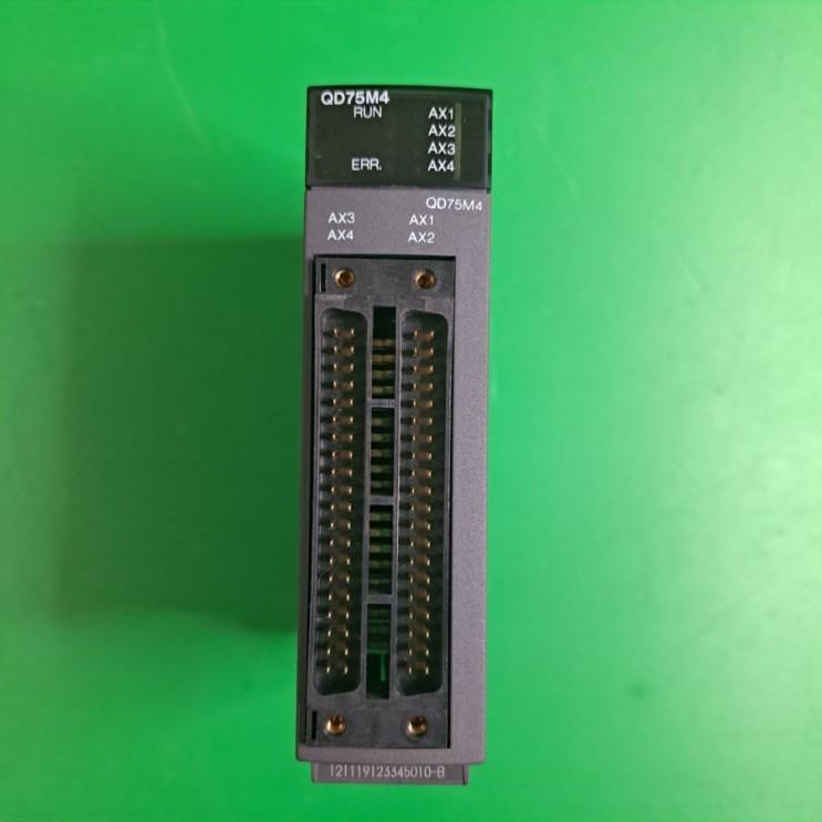 미쓰비시 MELSEC-Q PLC  QD75M4 /POTIONING UNIT(중고)