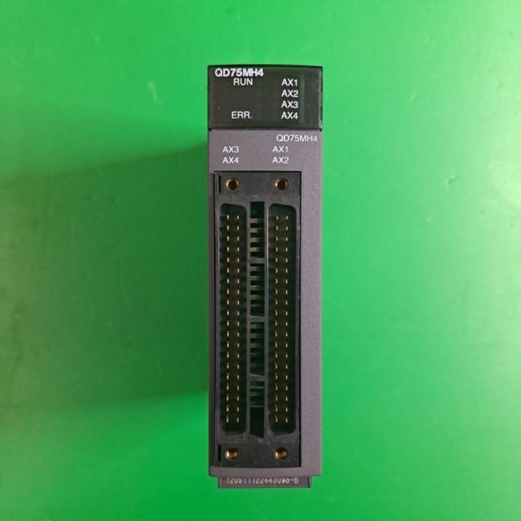 미쯔비시 MELSEC-Q PLC  QD75M4 POTIONING UNIT (중고)