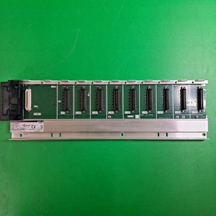 미쯔비시 Q PLC 베이스유닛 Q38DB(중고)