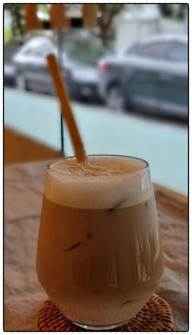커피 맛 좋은 카페 솔븐. 수리산역 뷰맛집