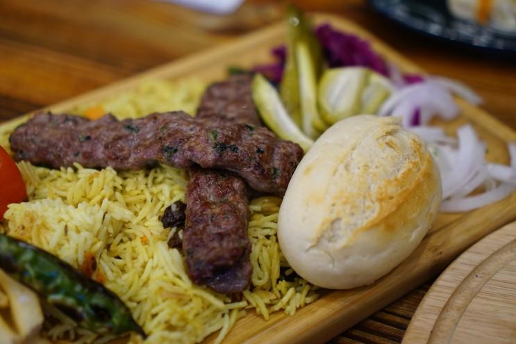 터키여행을 다녀온듯한 센트럴파크역맛집 알파샤