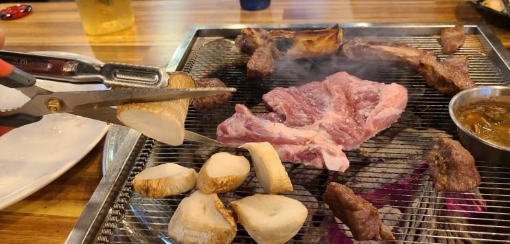 순천 맛집 미가돼지생갈비 가족외식 하기 좋은 곳