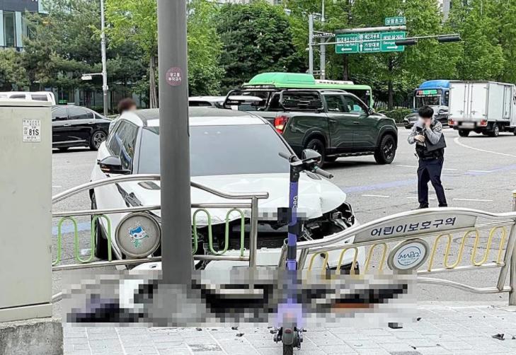 박신영 아나운서 사과 오토바이 운전자 사망 ㅠㅠ 고인의 명복을 빕니다.