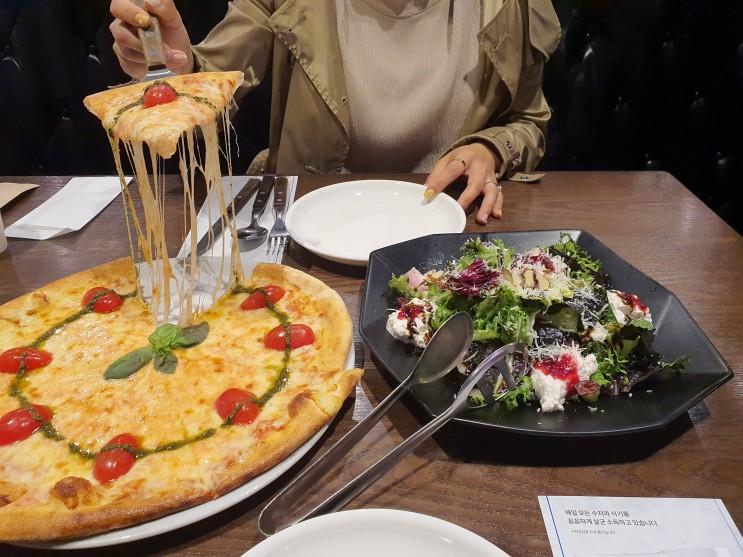 청주현대백화점 피자파스타맛집 파울쥬니어 솔직후기