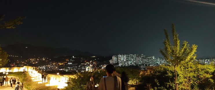 혜화 가볼만한곳 :: 서울 데이트 코스 추천 낙산공원 (feat. 야경 맛집)