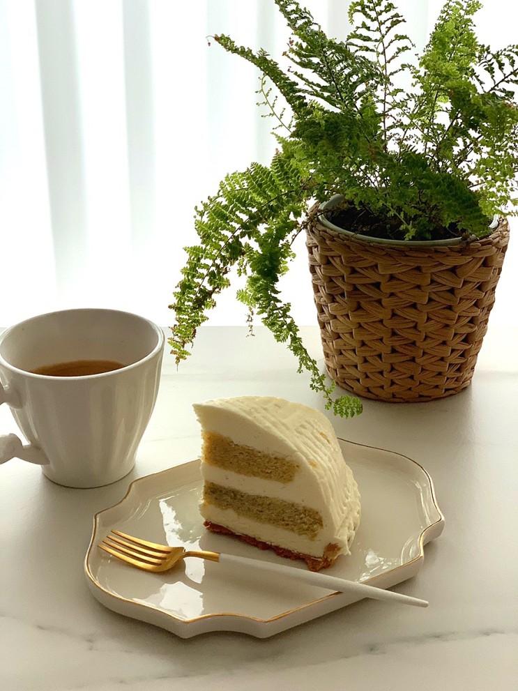 분당 케이크 맛집 _ 카페드로잉 이런 케이크 처음이야!