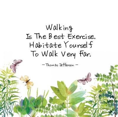 이사벨파닉스와 함께하는 ~영시미5기 #6 Walking is the best exercise.Habituate yourself to walk very far.