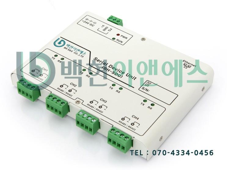 통신 데이터 수집 장비 (BH-SDU)