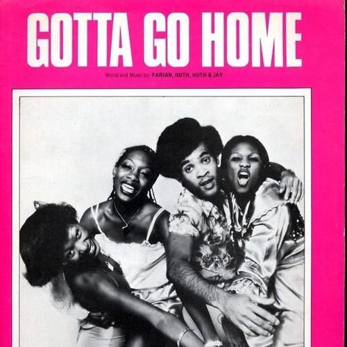 Gotta Go Home - Boney M / 가사 번역