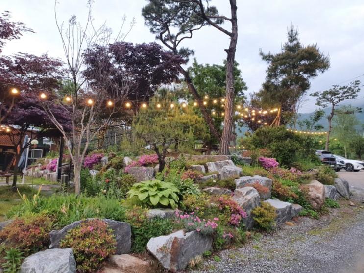 식물원 까페 목장. 서울근교