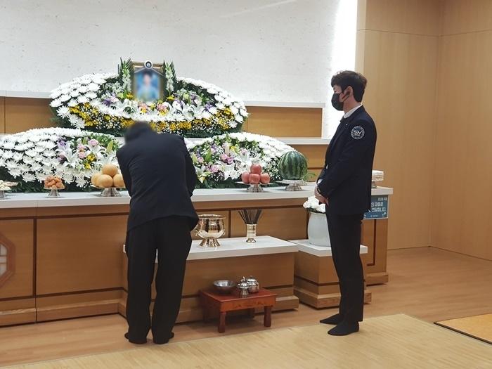건국대충주병원 장례식장 이 시국 장례준비