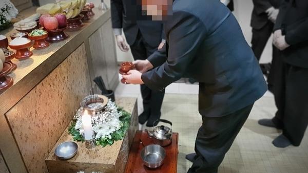 동마산병원장례식장 코로나에 장례진행 걱정없이 끝