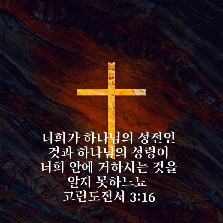 [새벽말씀] 성전