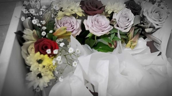 문산장례식장에서 줄어드는 조문에 맞춰 장례준비 끝