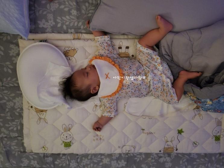 107일차- 아기 수면시간, 목욕할 때 너무 울어요
