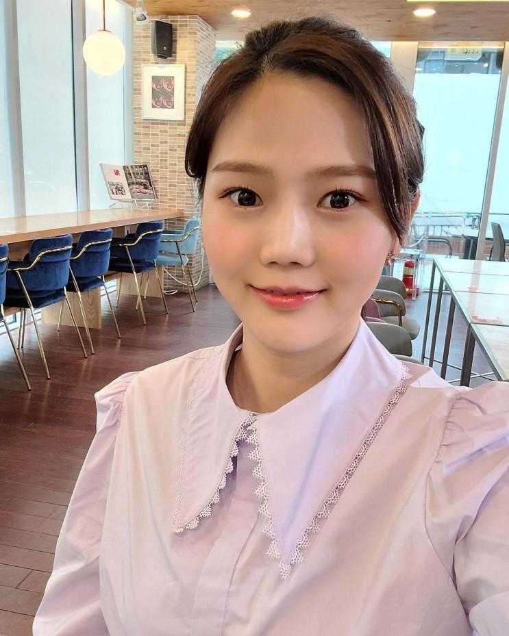 210514 오마이걸 인스타그램 ( 효정 )